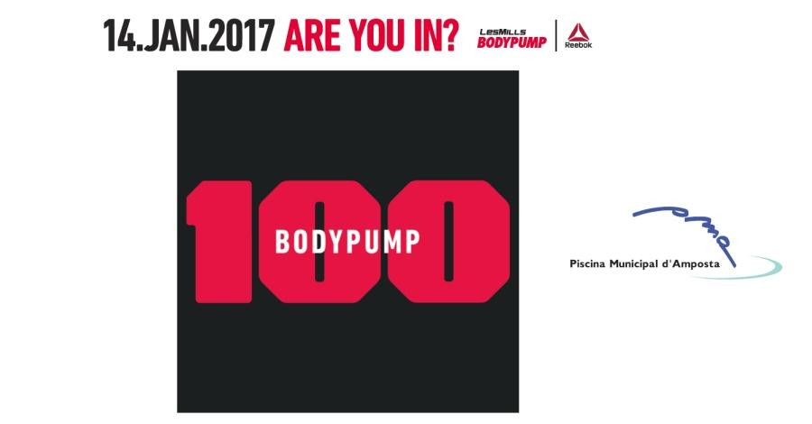 Presentació mundial de la nova coreografia (100) de BodyPump