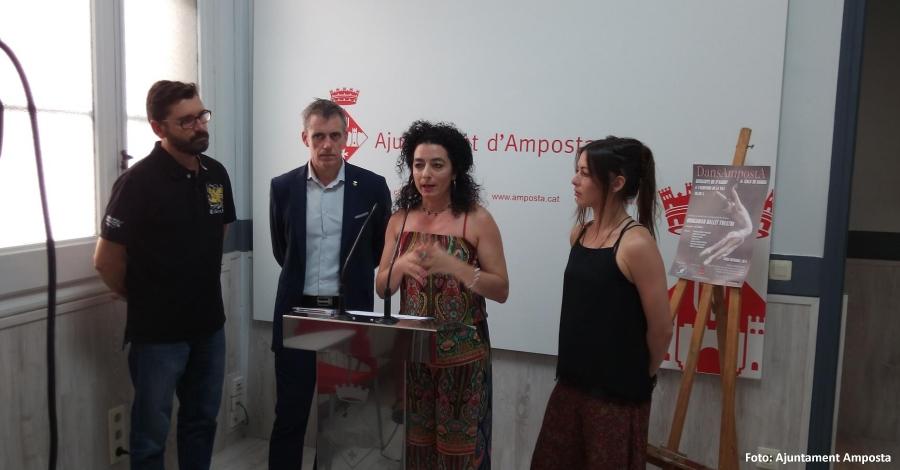 Amposta presenta la segona edició del Festival DansAmpostA | Amposta.info