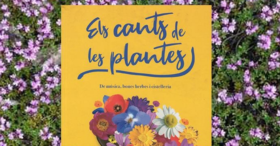 """Presentació del llibre """"Els cants de les plantes"""""""