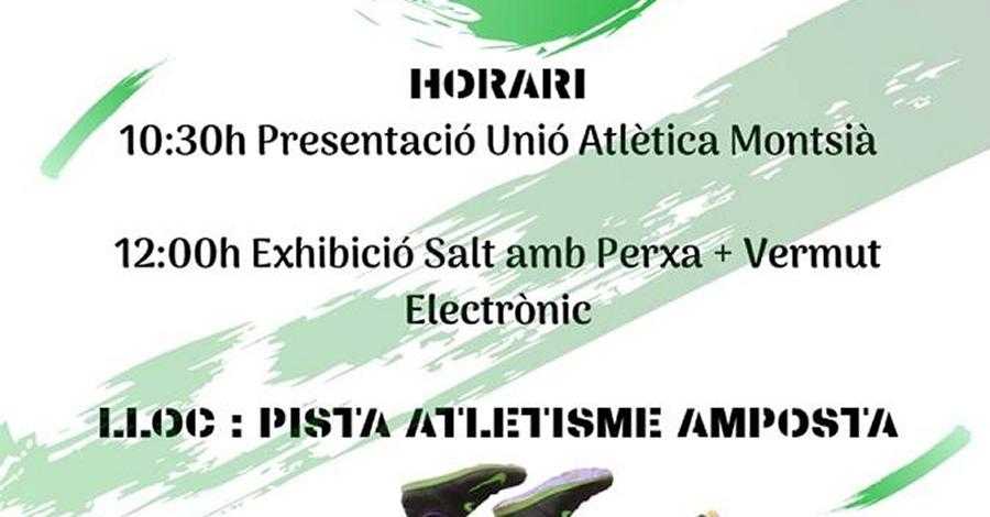 Presentació de l'equip de la Unió Atlètica Montsià
