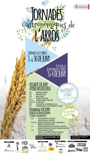 Amposta presenta les Jornades Gastronòmiques de l'arròs | Amposta.info