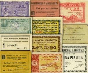 Un llibre i una exposició per conèixer el paper moneda que es va emetre a la comarca del Montsià durant la Guerra Civil | Amposta.info