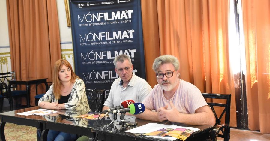 mónFILMAT creix en nombre de sessions  i espais de projecció | Amposta.info