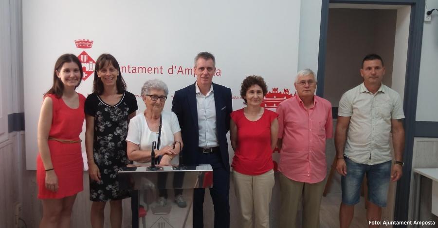 L'Ajuntament d'Amposta presenta el Premi de Recerca Jordi Fontanet