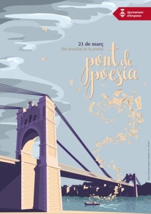Un poema de Rosa Fabregat per celebrar el Dia Mundial de la Poesia | Amposta.info