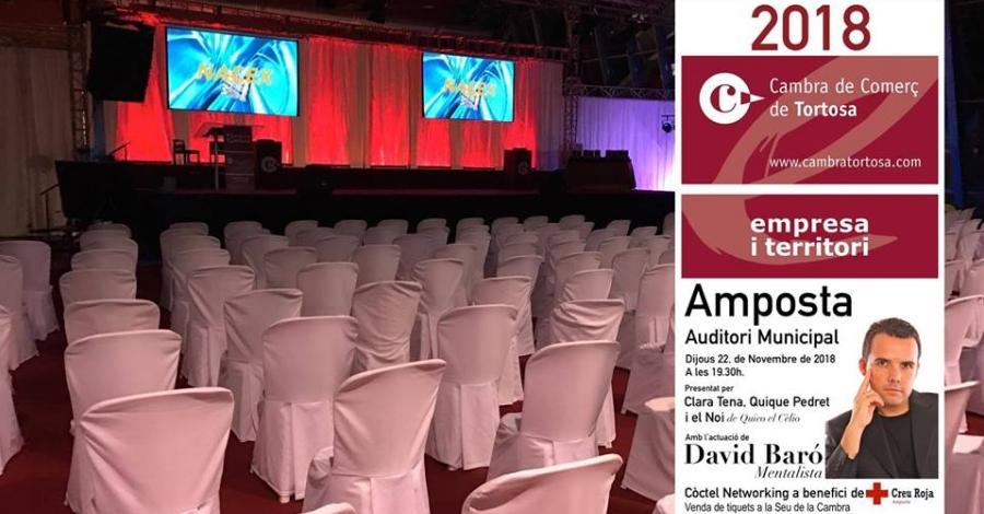 L'empresariat ebrenc es dona cita avui a Amposta a l'entrega dels Premis Cambra | Amposta.info