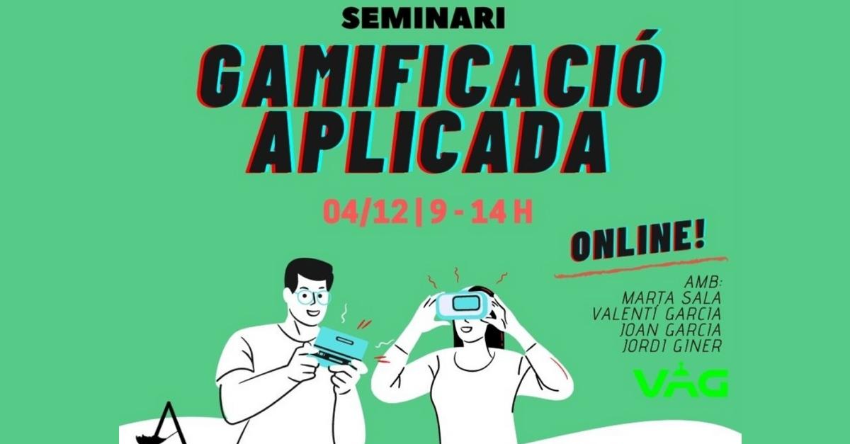 Arriba el primer seminari online sobre gamificació aplicada per a empresaris del territori | Amposta.info
