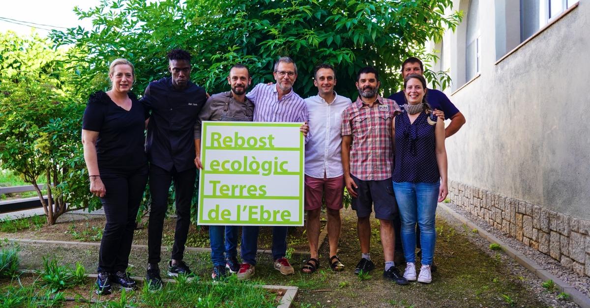 L'Espai Ebre Km0 acull la primera Tarda Gastronòmica de Lo Rebost Ecològic de les Terres de l'Ebre