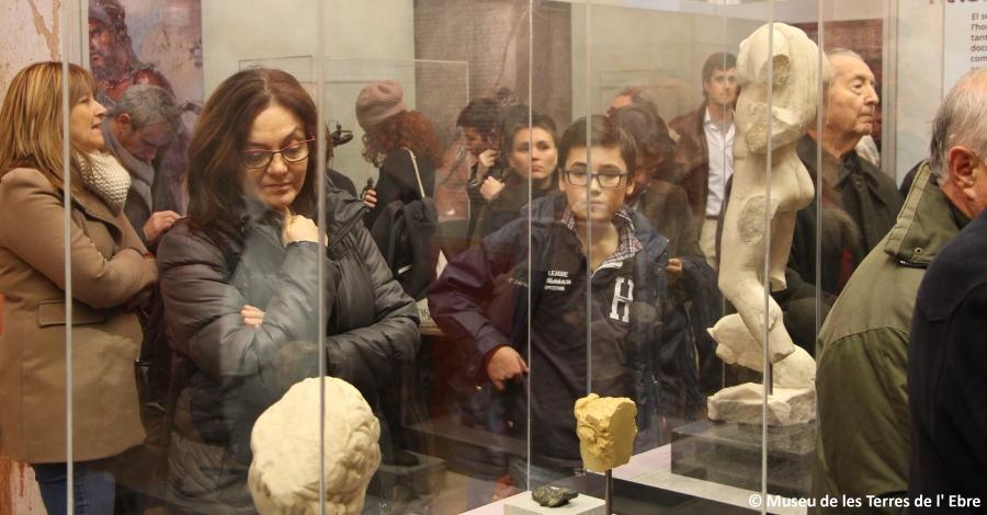 El Consorci del Museu de les Terres de l'Ebre realitzarà 39 exposicions arreu del territori aquest 2017