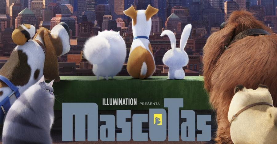 Projecció de la pel·lícula «Mascotes»