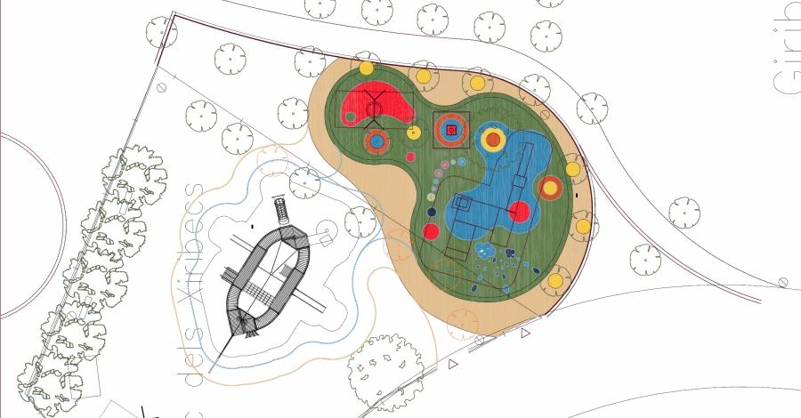 Ciutat | El Parc dels Xiribecs disposarà d'un parc de jocs infantils adaptats