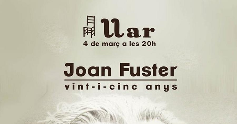 Recital poètic: Joan Fuster, vint-i-cinc anys