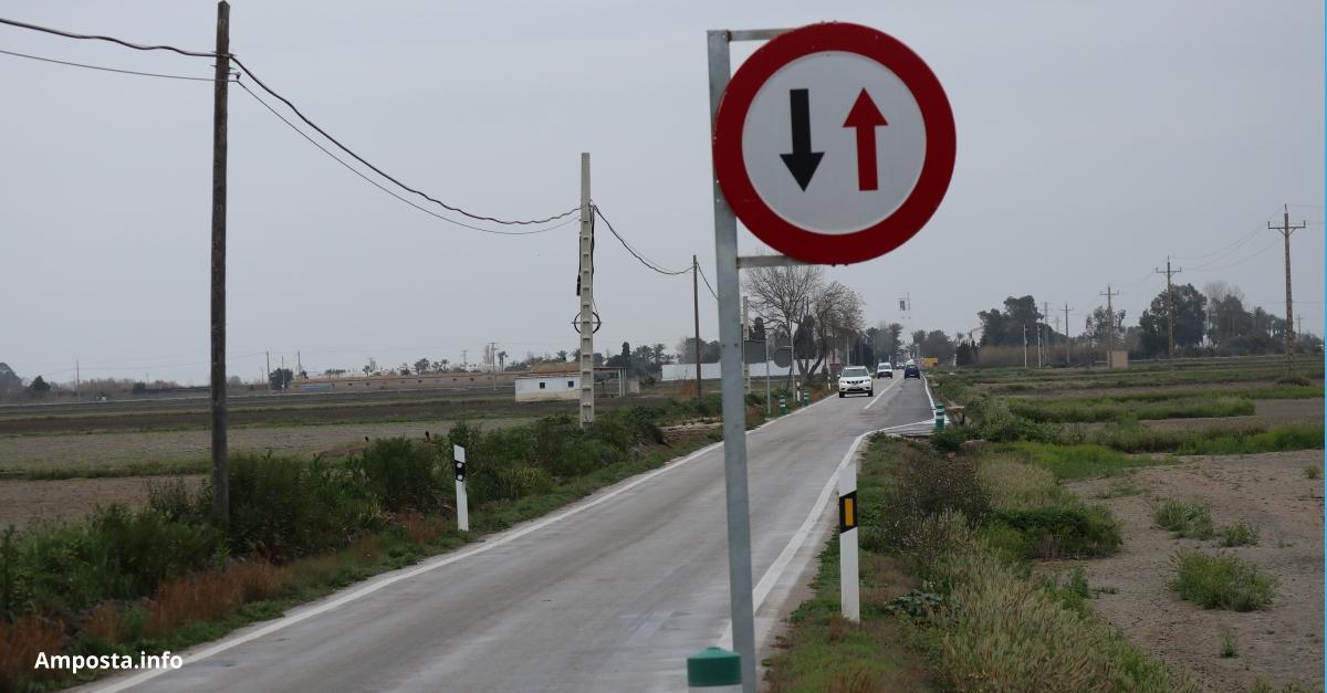 La Diputació de Tarragona inicia els treballs de redacció del projecte de millora de la carretera del Poblenou del Delta | Amposta.info