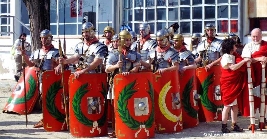 Els romans visiten per 5è any consecutiu Amposta! | Amposta.info