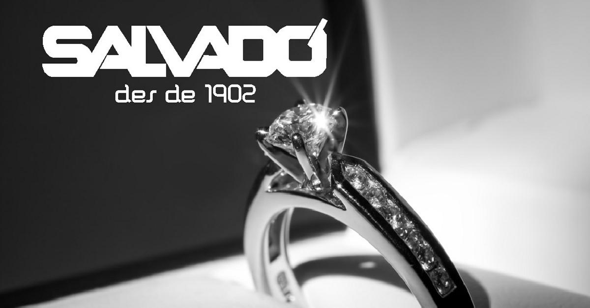 SALVADÓ JOIERS, des de 1902
