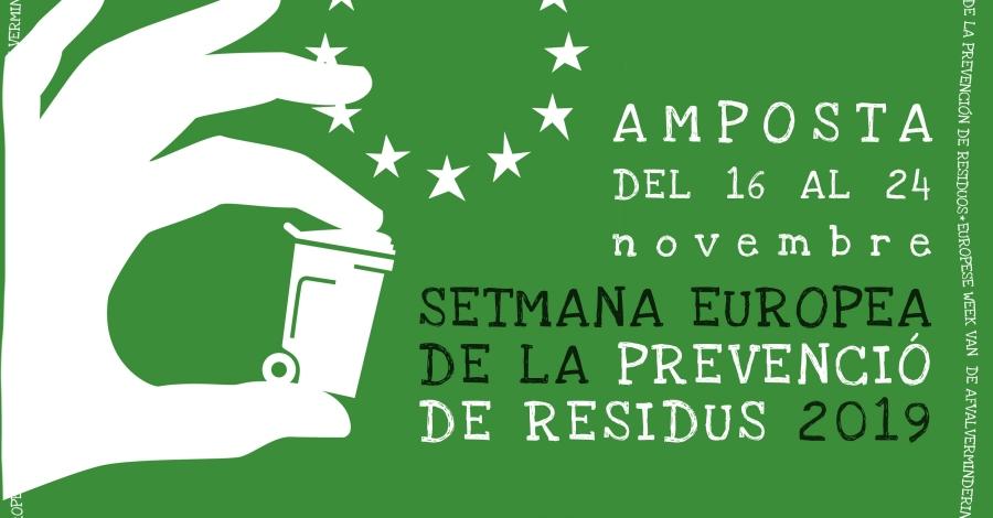 Setmana Europea de la Prevenció de Residus: Taller del COPATE, «Compra amb el teu estil»