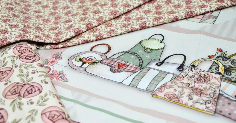 Exposició i taller de manualitats de pintura amb roba