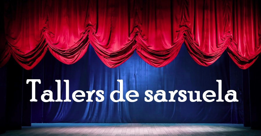 Tallers Sarsuela 2017
