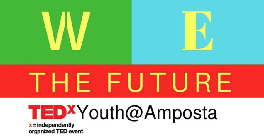 TEDxYouth@Amposta, amb el lema «WE THE FUTURE»