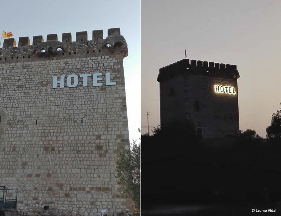 Les torres de la Carrova i Font de Quinto es converteixen en un hotel i un centre de gestions sanitari   Amposta.info