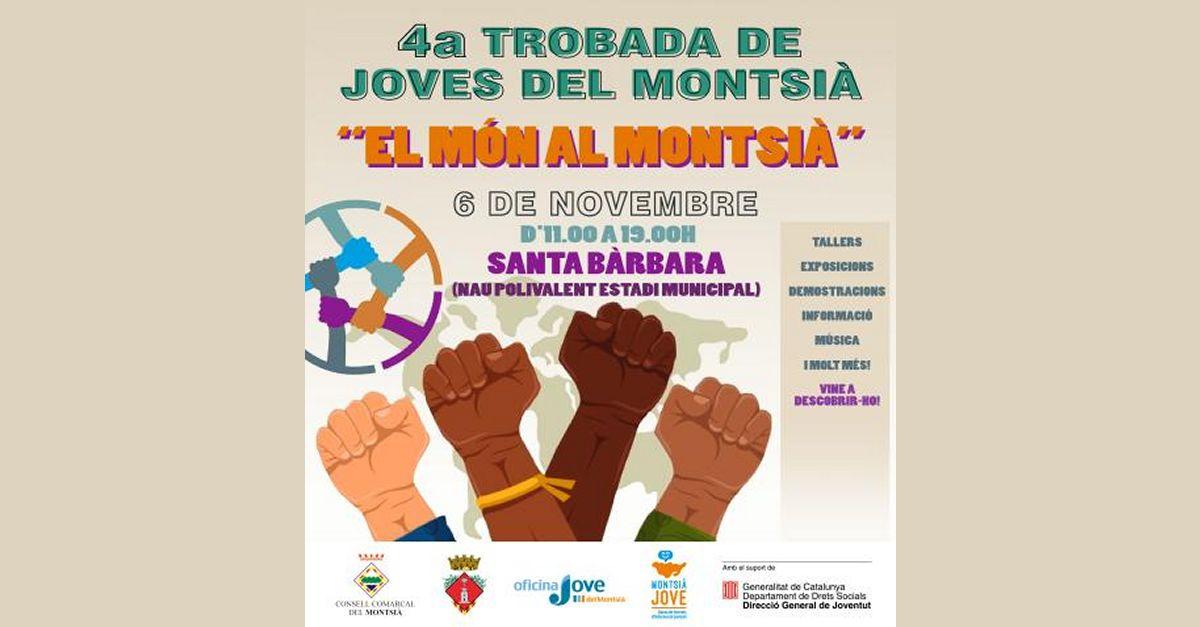 Arriba la 4a edició de la Trobada de Joves del Montsià