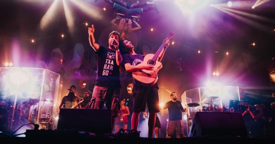 Txarango actuarà a Amposta a l'agost de 2020, un dels concerts de la seva gira de comiat | Amposta.info