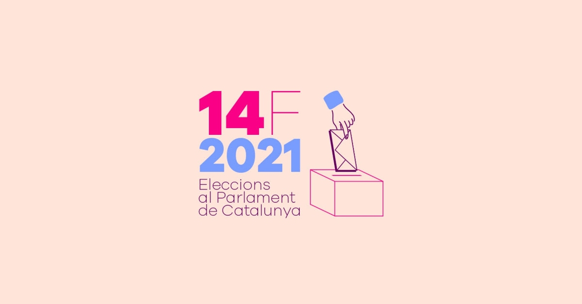 Ubicació de les meses electorals per a les eleccions al Parlament de Catalunya