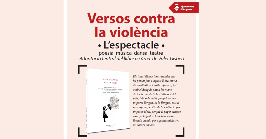 Versos contra la violència