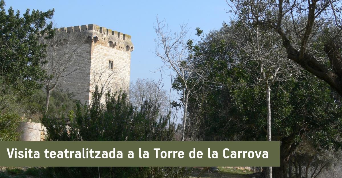 Visita teatralitzada a la Torre de la Carrova