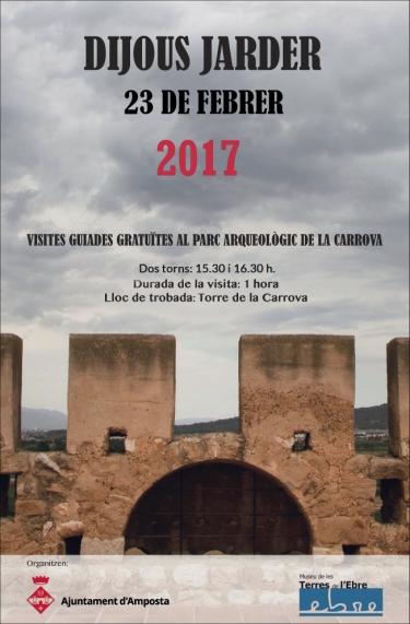 Visites guiades a la Torre de la Carrova | Amposta.info