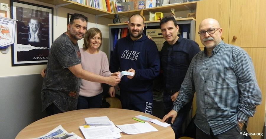 El Carnaval solidari recapta 2.500 euros per a la Residència Íbera