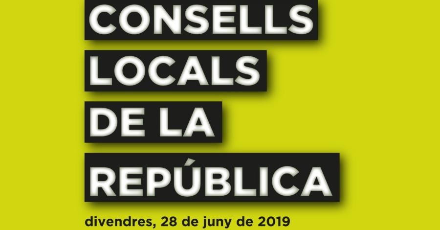 Consells locals de la República