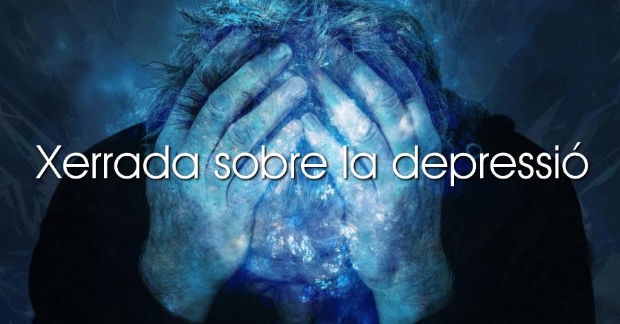 Xerrada sobre la depressió, a càrrec de Mª José Esquerré Arlandes, psicòloga