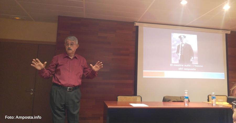 La figura del músic Joan Suñé enceta el cicle de conferències «Els sons de la Festa del Mercat a la Plaça d'Amposta»