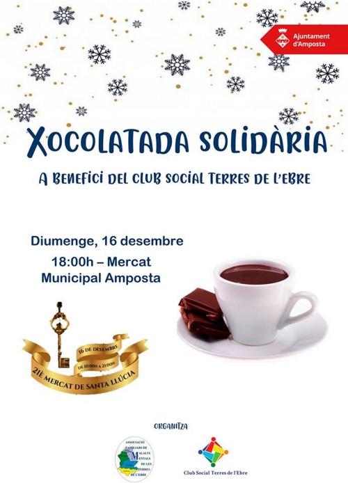 Xocolatada solidària